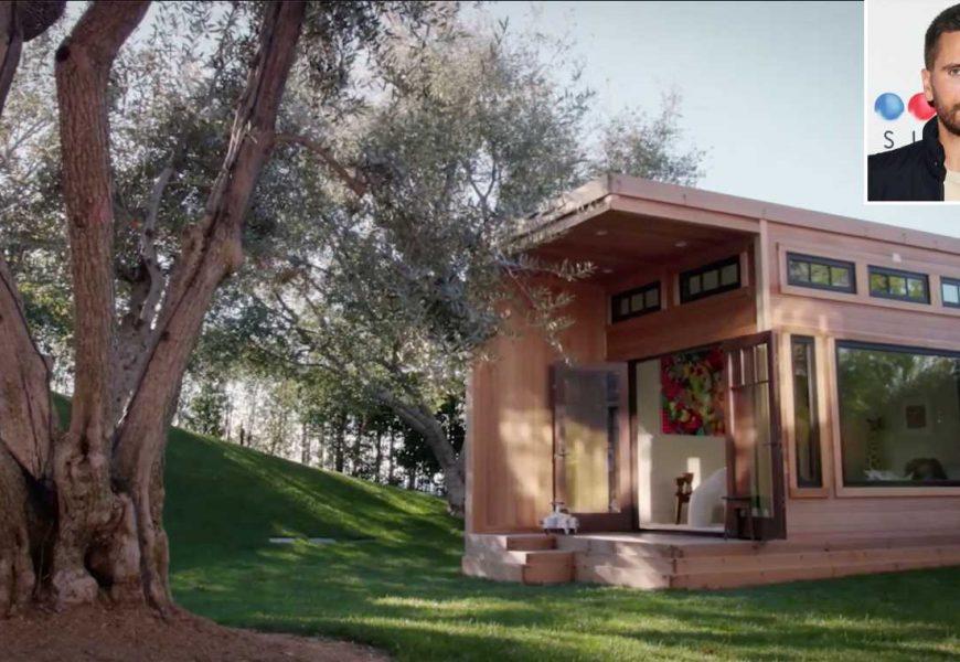 Scott Disick Creates an 'Extravagant' Playhouse for His Three Kids with Kourtney Kardashian