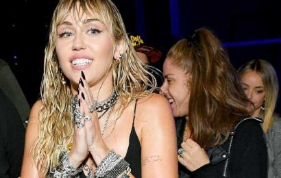 Miley Cyrus Just Got *Another* Tattoo And This One Is Definitely About Liam Hemsworth