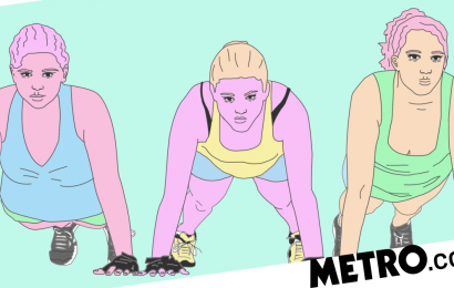 How to exercise consistently if you always bail on the gym