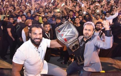 Being Baba: What we can learn from the WWE as a family