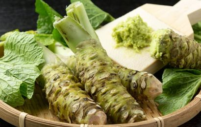 Woman, 60, develops 'broken heart syndrome' after eating wasabi