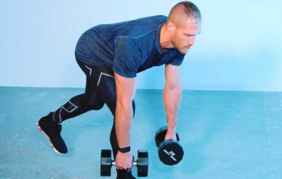 How to Do the Single-Leg Deadlift Without Losing Your Balance