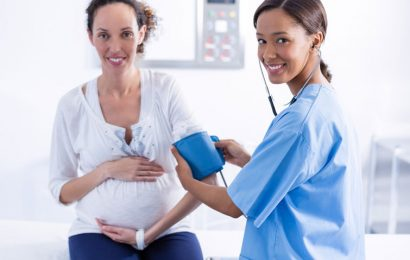 More and more Pregnant women have high blood pressure