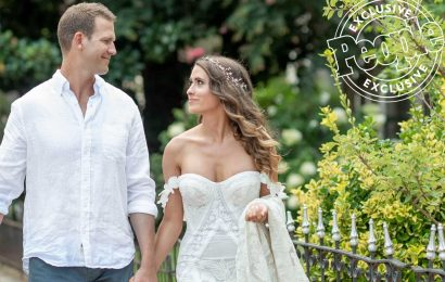 The Doctors' Travis Stork Shares New Exclusive Photos from His 'Low-Key, No-Frills' Wedding
