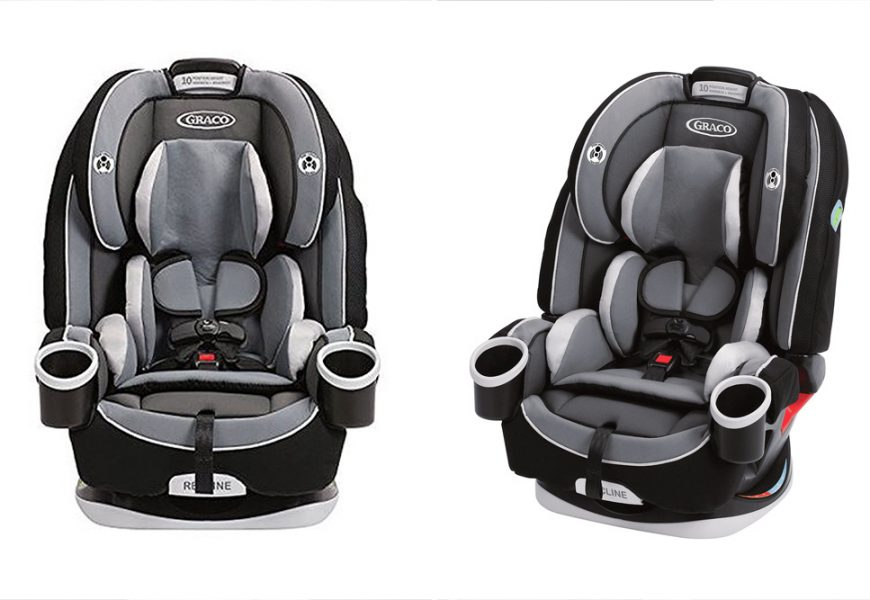 "Parents Are Calling This Convertible Car Seat the ""Car Seat of the Future"" — and It's on Major Sale Right Now"