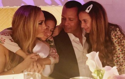 Jennifer Lopez and Alex Rodriguez's 'Beautifully Elegant' Engagement Party Was a Family Affair