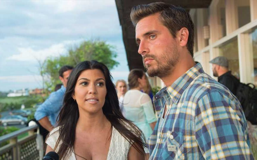 Kourtney Kardashian & Scott Disick Are Still Managing to Co-Parent Through Nanny Disaster