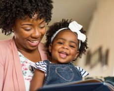 Parents play a key role in fostering children's love of reading