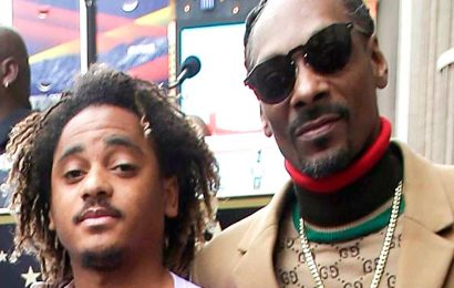 Snoop Dogg's Son Says His 10-Day-Old Child 'Died in My Arms': Baby Boy 'Did All He Needed to Do'