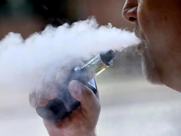 Researchers may find cancer-causing substance in the US E-cigarettes