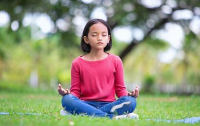 'Mindfulness can improve academic performance, alter brain activity in kids'