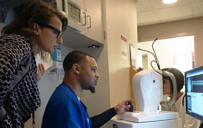 New treatment for macular holes means some patients can avoid surgery