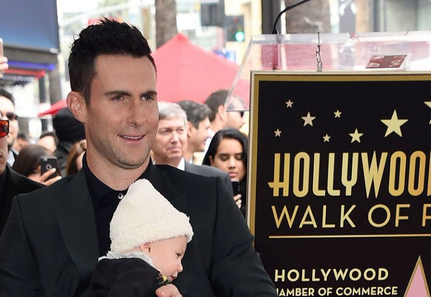 Adam Levine 'Adores' Being Stay-at-Home Dad After 'Voice' Exit