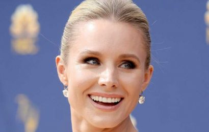 LOL! Kristen Bell Thought Her Water Broke When She Peed Her Pants Pregnant