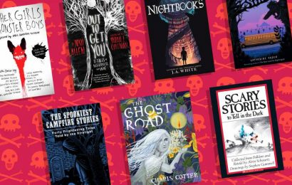 Spooktacular Scary Books Your Older Kids Will Need to Read With the Light On