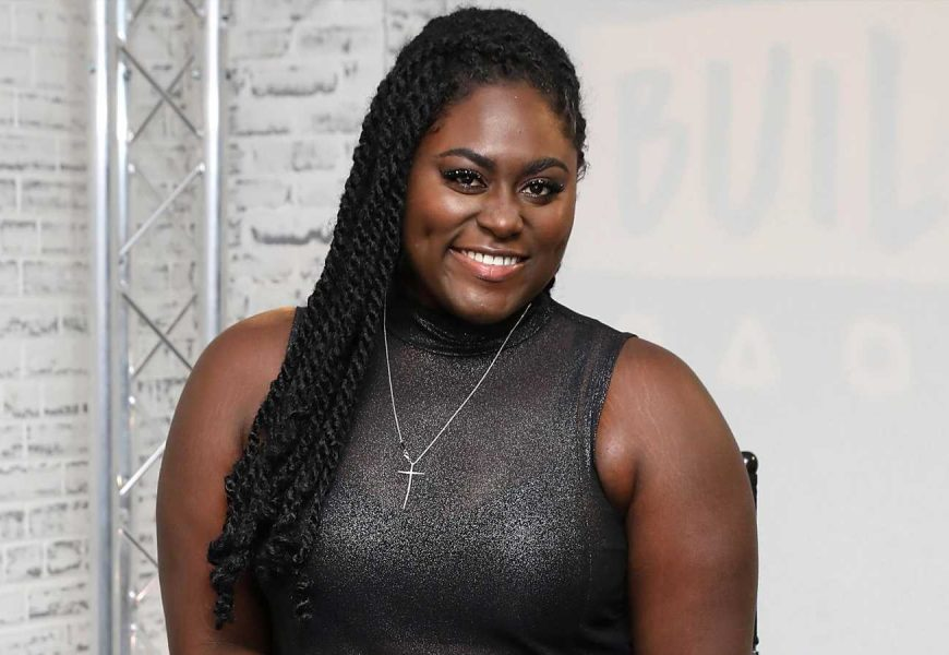 Danielle Brooks Feels 'Sexy' Embracing Her Curves — and Hasn't Worn Heels Since Pregnancy Began