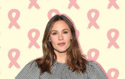 Jennifer Garner Just ShowedHer Mammogram on Instagram—and She Shared a Genius Tip