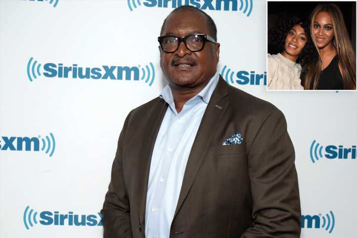 Mathew Knowles Urged Beyoncé and Solange to Get the BRCA Gene Test After Breast Cancer Battle