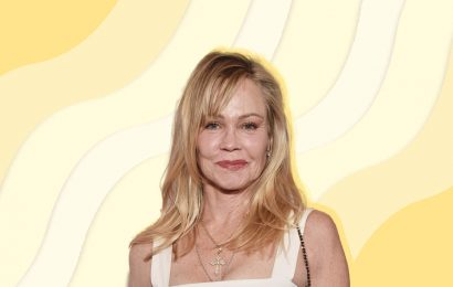 62-Year-Old Melanie Griffith Posed in Her Bra and Underwear in New Photo—and Fans Are Flooding It With Compliments