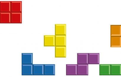 Tetris gameplay reveals complex cognitive skills