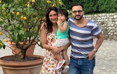 Kareena Kapoor Khan on being Taimur's mother: 'Each day is a learning'