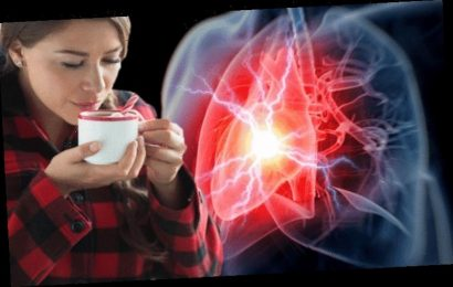 Heart attack: The winter drink that could stave off the life-threatening condition