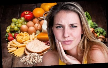 Vitamin B12 deficiency: The four signs in your mouth you could be lacking the vitamin