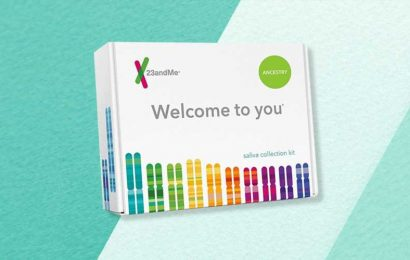 Amazon Just Put 23andMe's Ancestry DNA Kit On Sale For Only $79