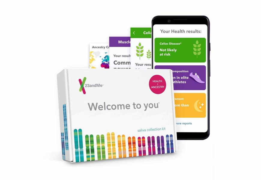 This 23andMe Early Black Friday Deal Is Truly Too Good to Pass Up