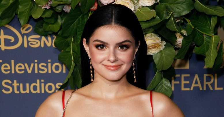 Ariel Winter Reveals She Doesn't Want to Lose Any More Weight