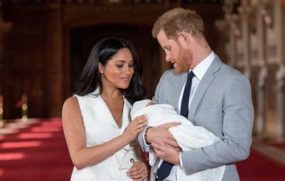 Meghan Markle & Prince Harry's Birthday Wish to Prince Charles is Our Fave Archie Pic Yet