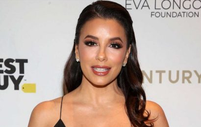 Eva Longoria Gets Real About 'Insane Intensity' She's Felt Since Having Son