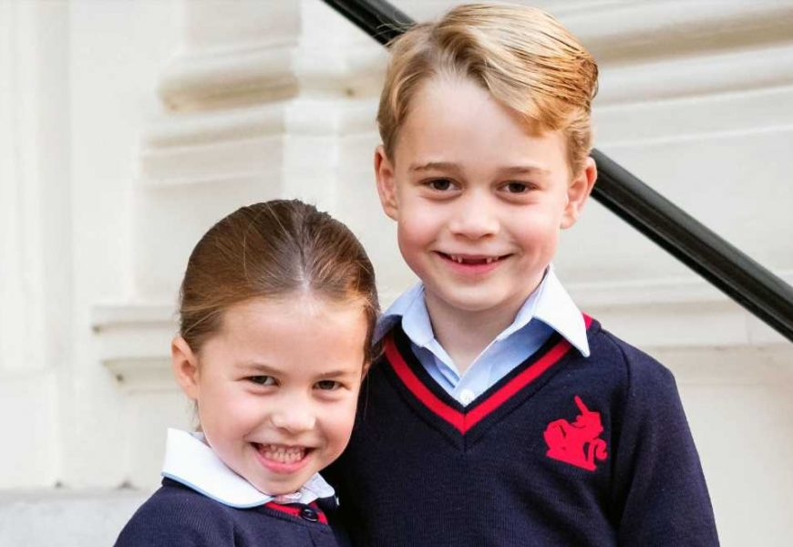 Prince George and Princess Charlotte Swim 'Quite Well,' Prince William Says