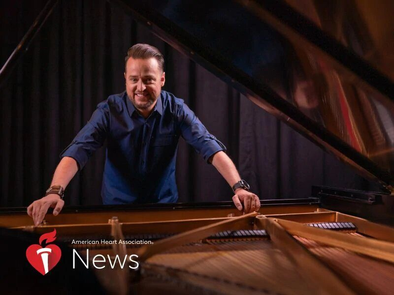 Prolific pianist uses music to heal, inspire