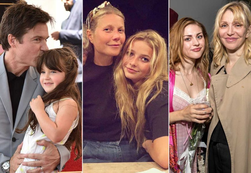 Apple, Olive and 10 Other Celebrity Kids Who Are Named After Food