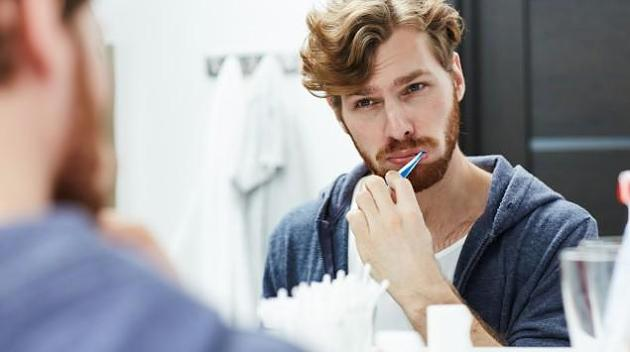 You should switch to a cold or flu the toothbrush?