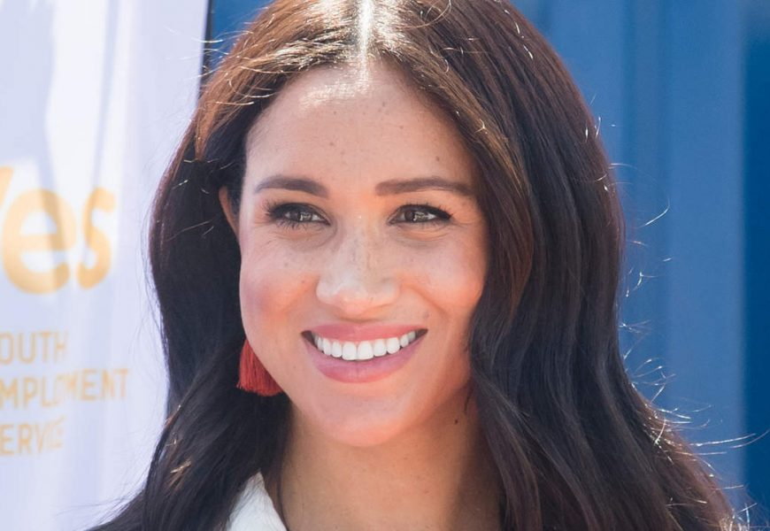Meghan Markle's Secret to Long Lashes Is on Major Sale This Weekend