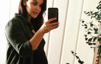 Brooklyn Nine-Nine's Melissa Fumero Expecting Second Child: 'This Pregnancy Has Been Way Harder'