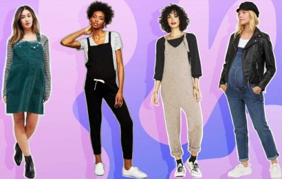 Perfect Maternity Overalls You'll Want to Wear Long After Baby Arrives