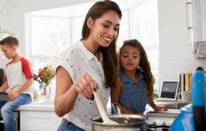 What millennial mothers want: A look inside their kitchen