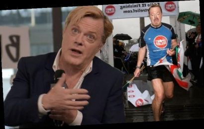 Eddie Izzard health: 'Doctors were worried' Why the comic once ended up in casualty