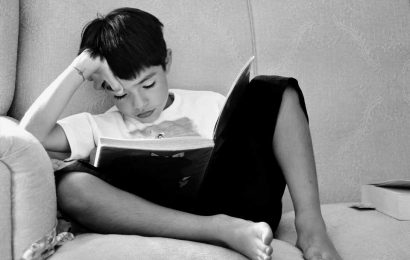 Young children and infants read to by parents have stronger vocabulary skills