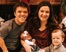 Tori Roloff's Son Kisses Infant Sister: He's 'Adjusting in His Own Time'
