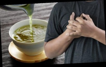 Heart attack: Drink this tea at least three times a week to reduce your risk