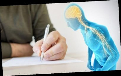 Parkinson's disease symptoms: A subtle change in your handwriting could be a sign