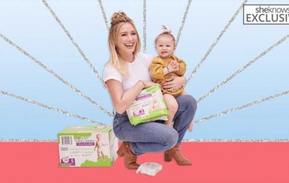 Hilary Duff's First Period Story & Why She's Obsessed With Natural Menstrual Products