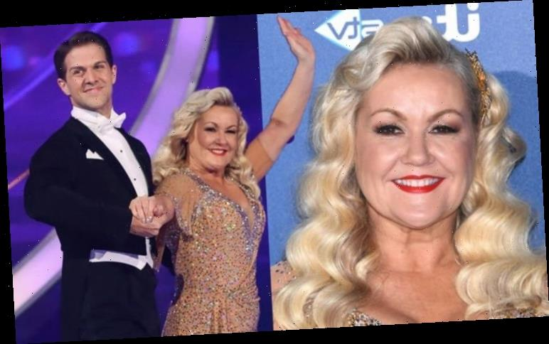 Lisa George health: 'Really dangerous' Dancing on Ice star's condition puts her at risk