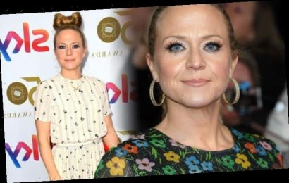 Kellie Bright: 'He had to spend a few nights in hospital' Star's health worry for her baby