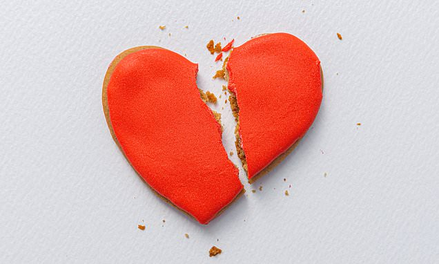 DR MICHAEL MOSLEY: Why men are more likely to die of a broken heart
