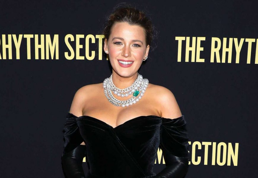 Blake Lively Chooses Work Wisely Because She's 'Obsessed' With Her Kids